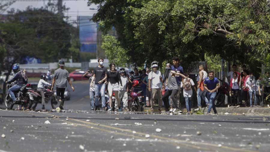 En Nicaragua, crece descontento social por sistema de pensiones