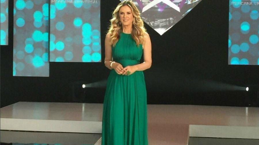 Revive la caída de Rebecca de Alba en el reality 'Mexicana Universal'