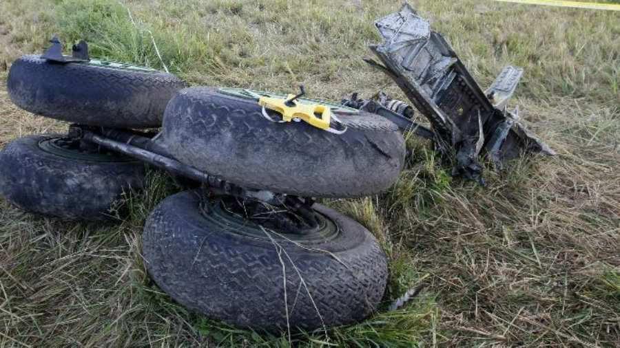 Dos muertos al desplomarse avioneta en Quezaltenango — Guatemala