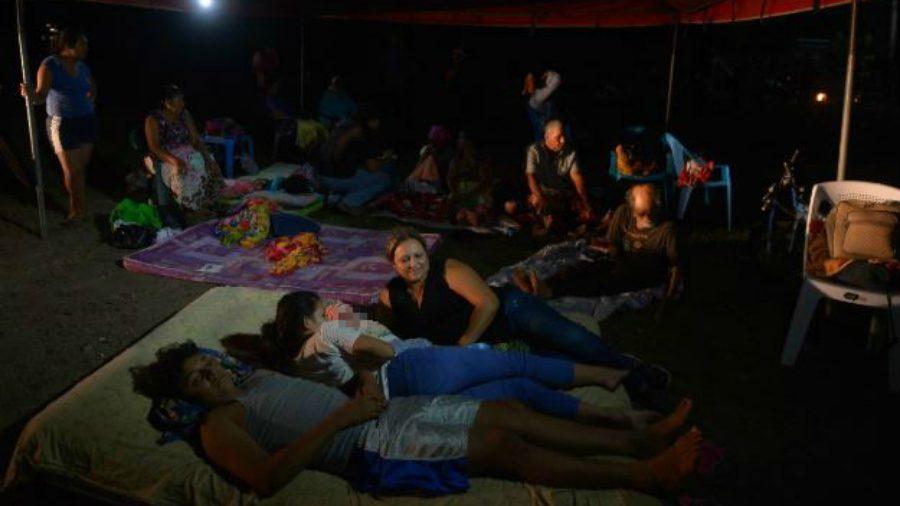 Suspenden clases en escuelas de municipios de El Salvador por enjambre sísmico