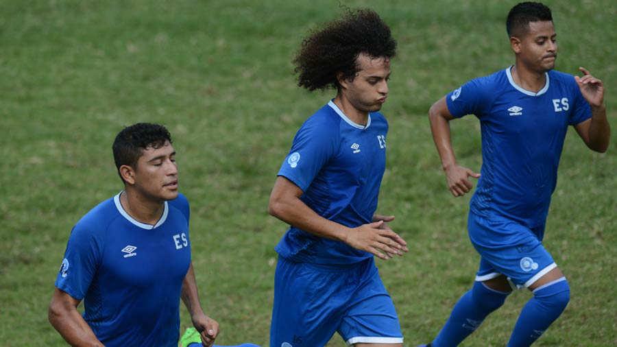 Preparacion para juego contra Honduras el sabado 2 de junio del 2018. Entreno-Selecta_03