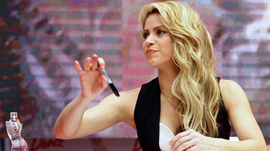 Shakira pospone concierto de su gira El Dorado