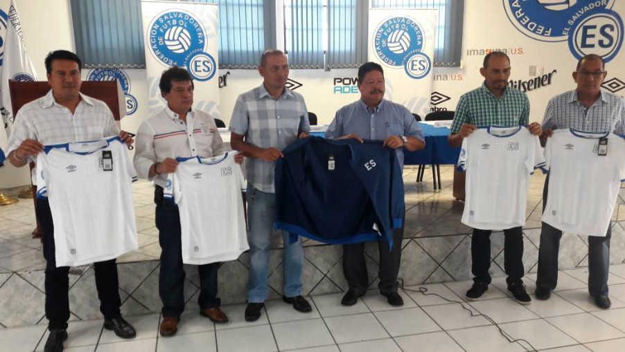 Juego amistoso contra Honduras el sabado 2 de junio del 2018. [Jorge Rodriguez sera el tecnico interno] Zarco-Rodriguez-Selecta