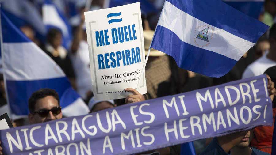 Solicita OEA terminar con la violencia en Nicaragua
