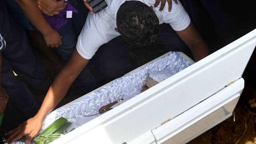 Asesinato bebé Nicaragua