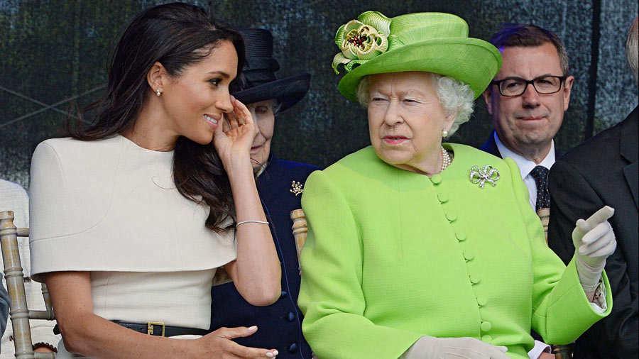 Meghan Markle: Su comida favorita quedó prohibida por la reina Isabel