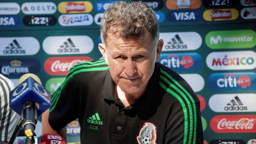 Juan Carlos Osorio no continuará con la Selección de México