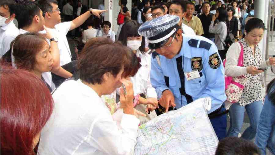 Al menos 3 muertos y 300 heridos en Osaka — Terremoto en Japón