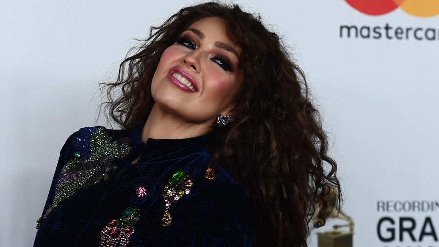 Critican a Thalía por sumarse a un polémico desafío viral