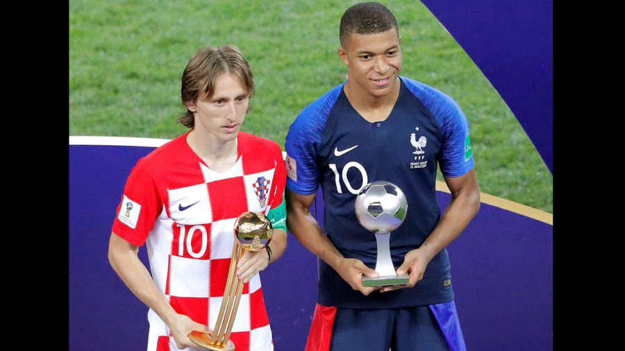 FIFA publica once ideal del Mundial Rusia 2018