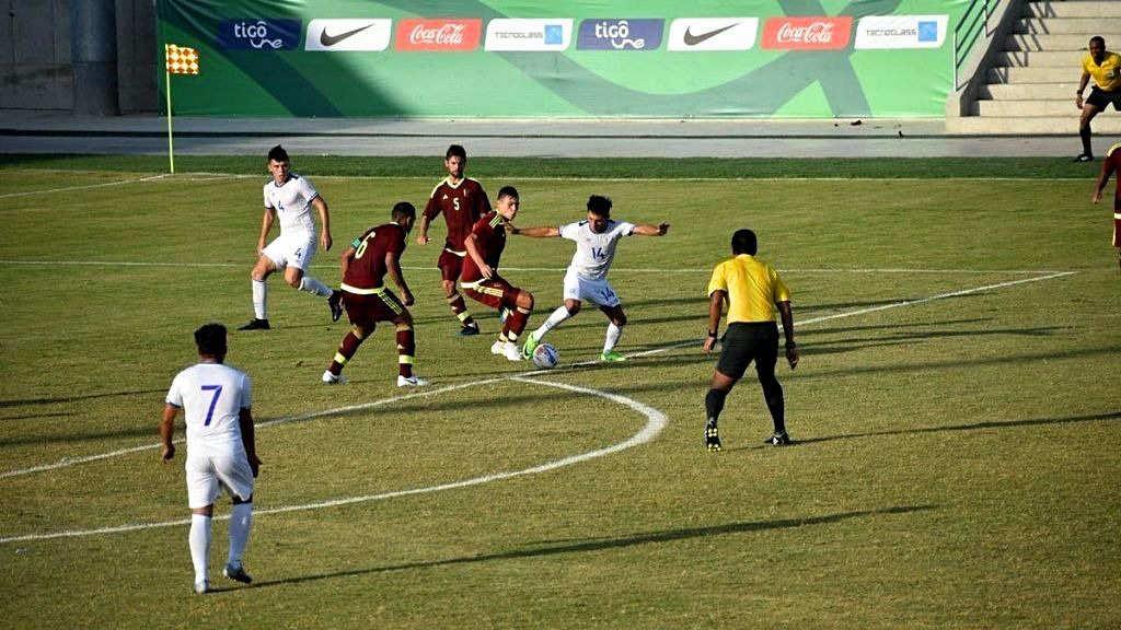 Juegos deportivos centroamericanos y del caribe 2018. EL-SALVADOR-VENEZUELA
