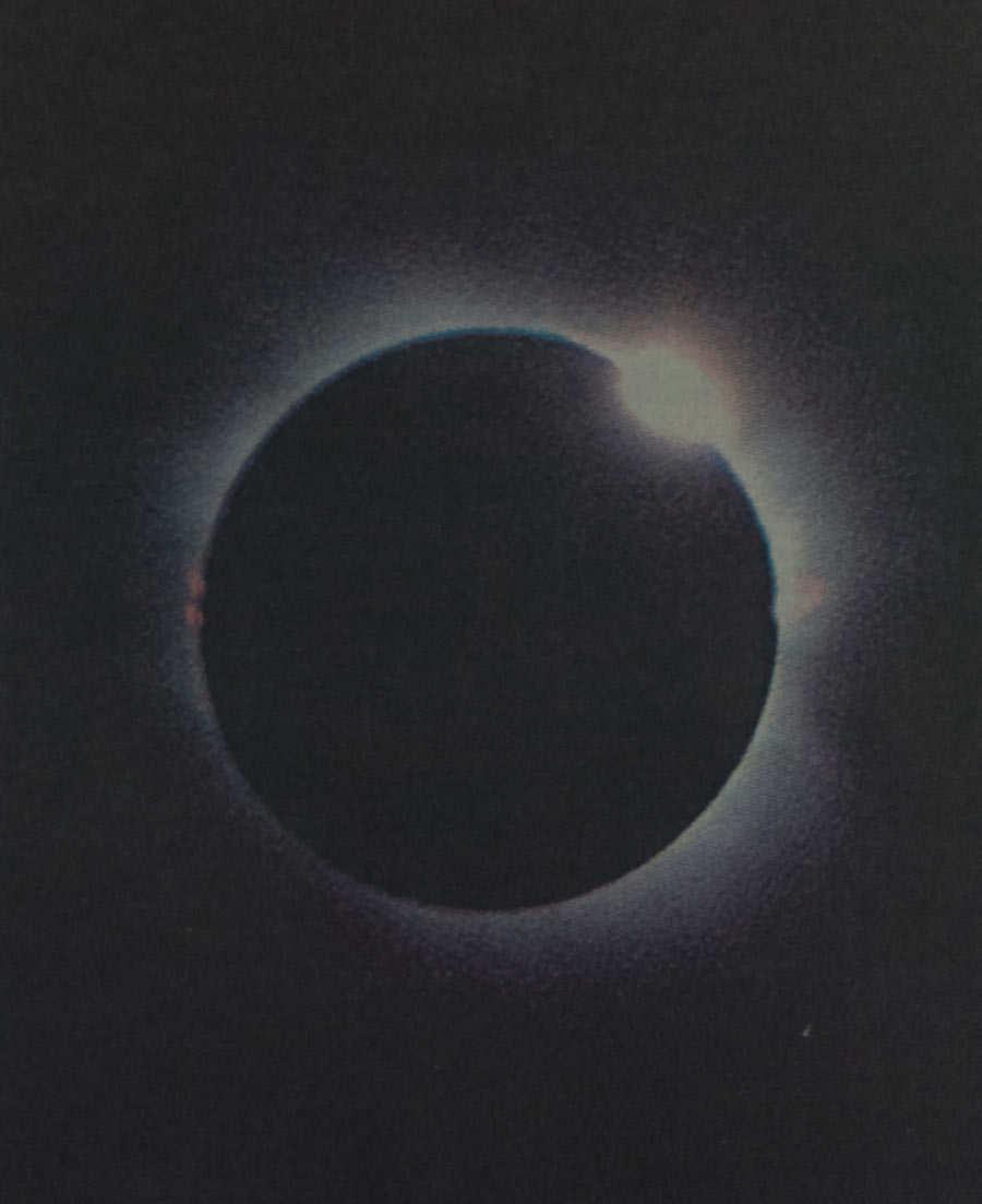 Eclipse solar 1991