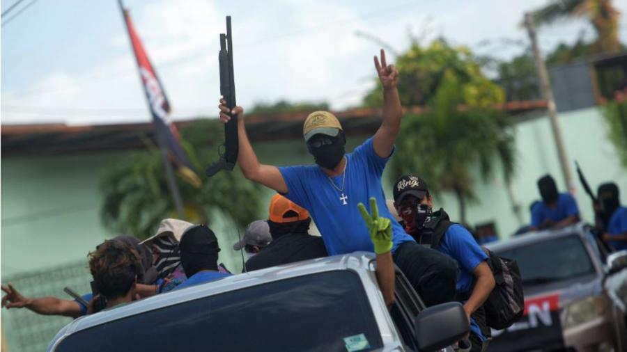 La Iglesia pide salir a rezar por el futuro de Nicaragua