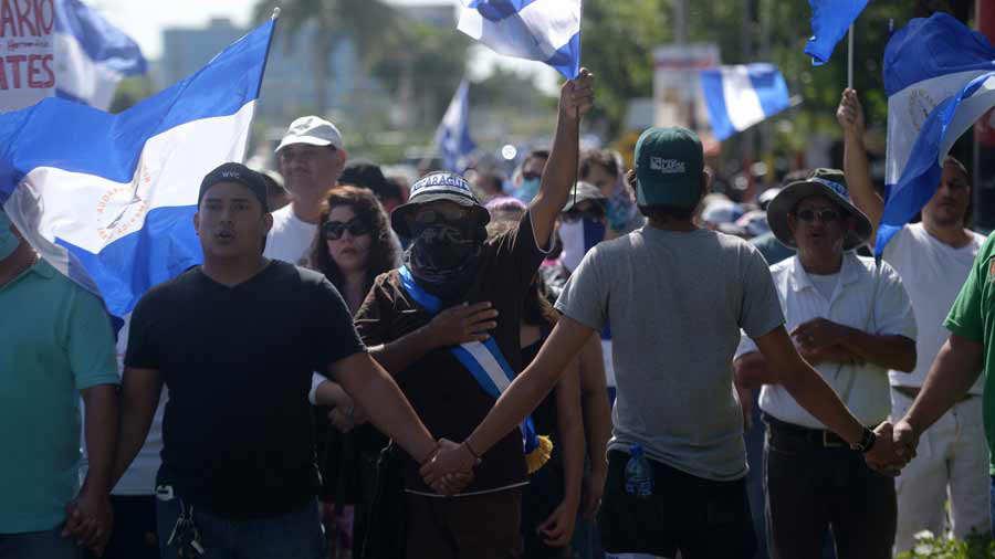 Masaya, ciudad sitiada que se resiste a los 'paras' de Ortega