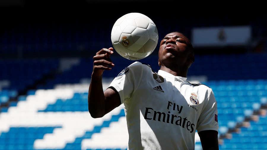 El reto de Vinicius Junior como nuevo delantero del Real Madrid ... 5241091e70689