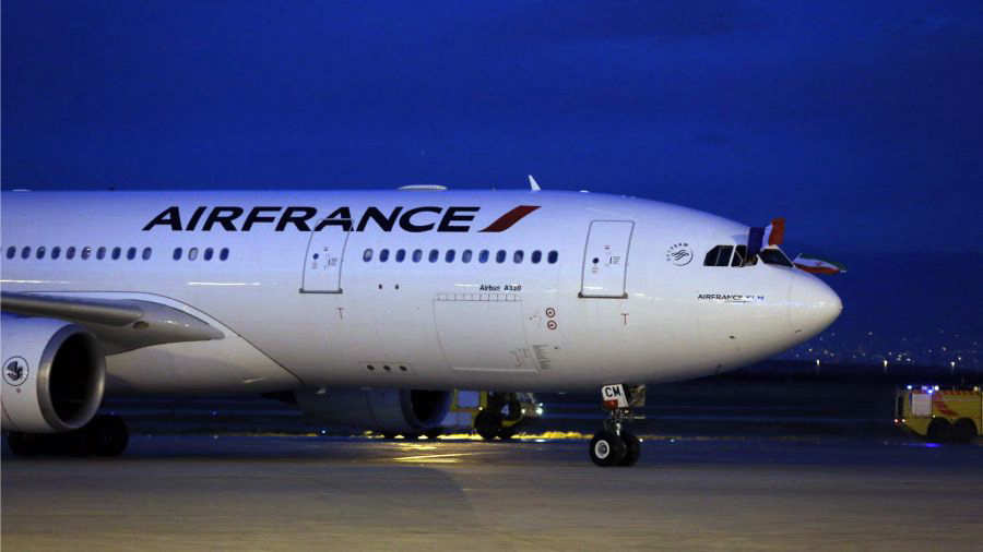 Air France y British Airways dejan de volar a Irán