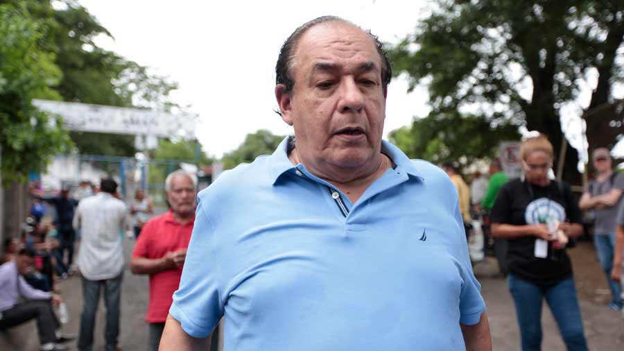 Marchas a favor y en contra del Gobierno — Nicaragua