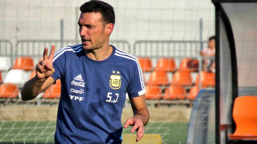 Resultado de imagen para copa america argentina scaloni