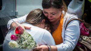 Emotivo homenaje a víctimas a un año del terremoto en México