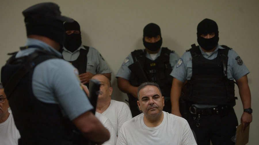 Audiencia Especial contra ex presidente Antonio Saca