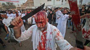 Ashura, la extraña tradición chiita de flagelarse