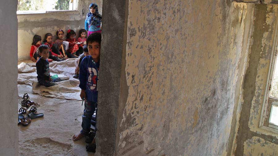 Conflicto Siria