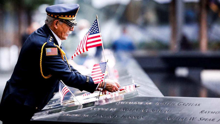 Aniversario de los atentados del 11 de septiembre de 2001 en Nueva York