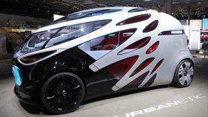 Estos son los autos del futuro: inteligentes, autónomos y eléctricos