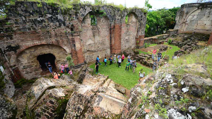 Iglesia Tacuba