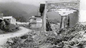 Se cumplen 37 años de la tragedia que sepultó a las comunidades de Montebello