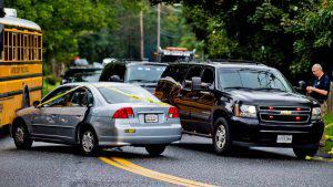 Muertos y heridos durante tiroteo en Maryland