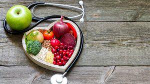 Objetivos de 2020 para personas sanas para enfermedades del corazón y diabetes