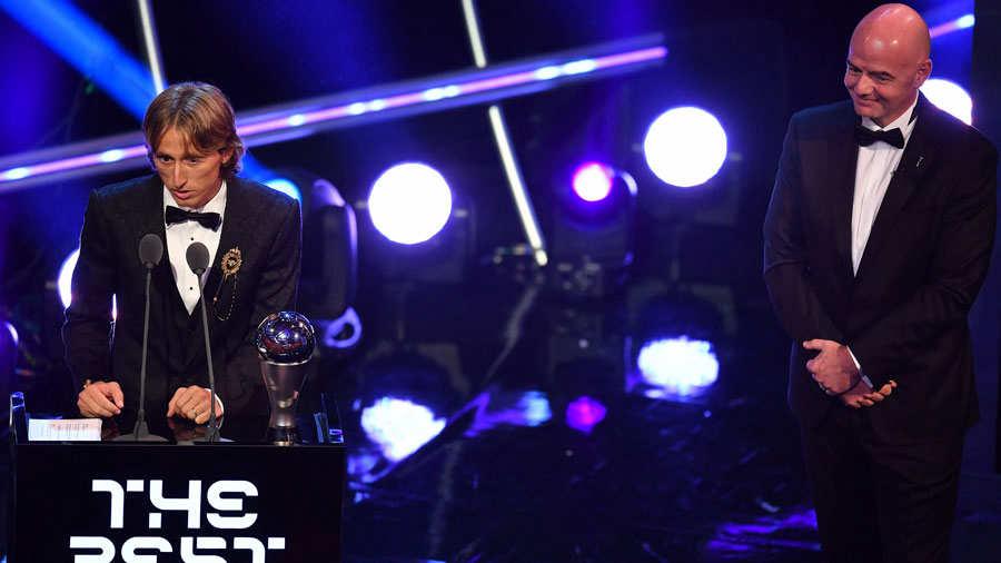 Cristiano Ronaldo no asistirá a la gala The Best
