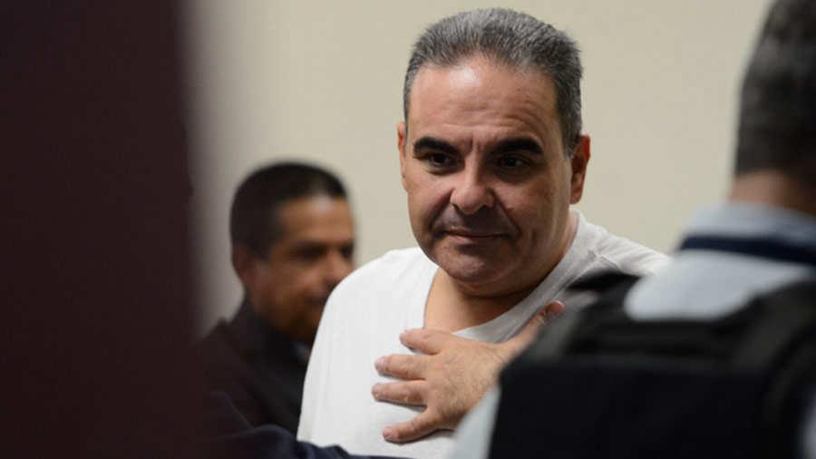 Juicio contra expresidente Saca.