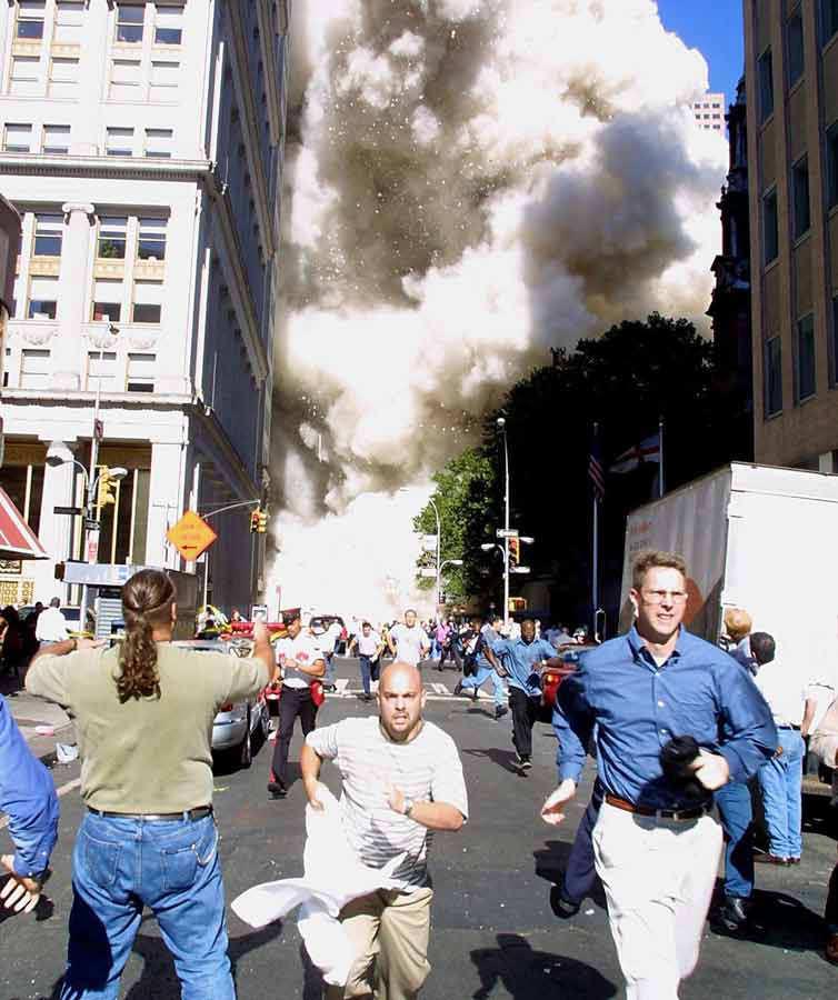 US-ATTACKS-PEDESTRIANS RUN