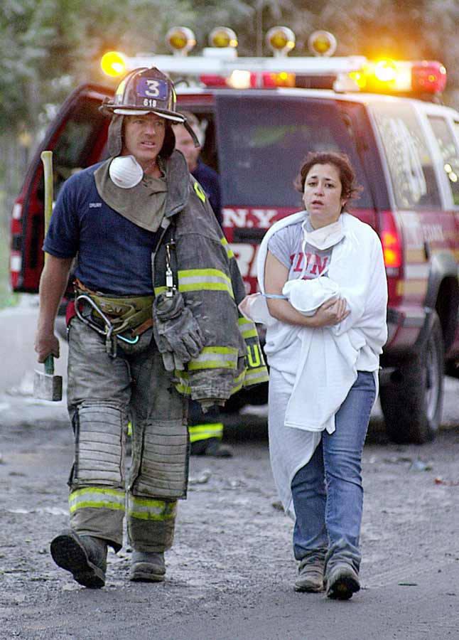 US-ATTACKS-FIREMAN AND NURSE