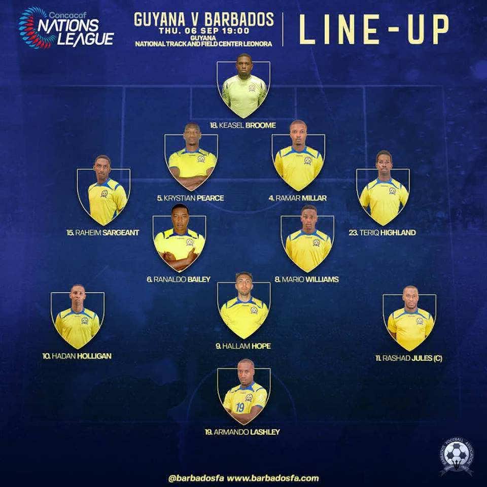 Liga de Naciones CONCACAF y Eliminatorias a Copa Oro 2019 [13 de octubre del 2018 - Barbados] 41020345_2611016122245590_6460076493350371328_n