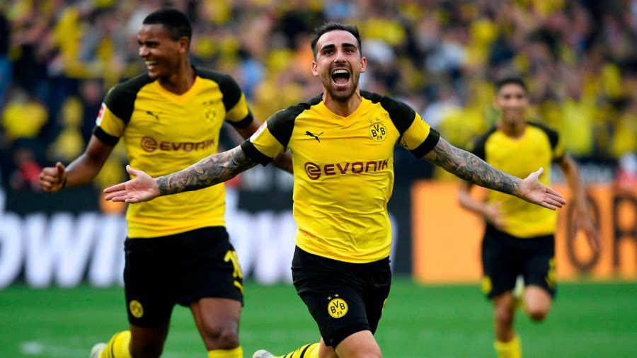 Paco Alcácer firma con el Borussia Dortmund hasta 2023 — Es oficial