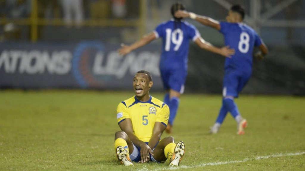 Liga de Naciones CONCACAF 2018-19: El Salvador 3 Barbados 0. BARBADOS-SELECTA-EDH-DEPORTES-1024x576