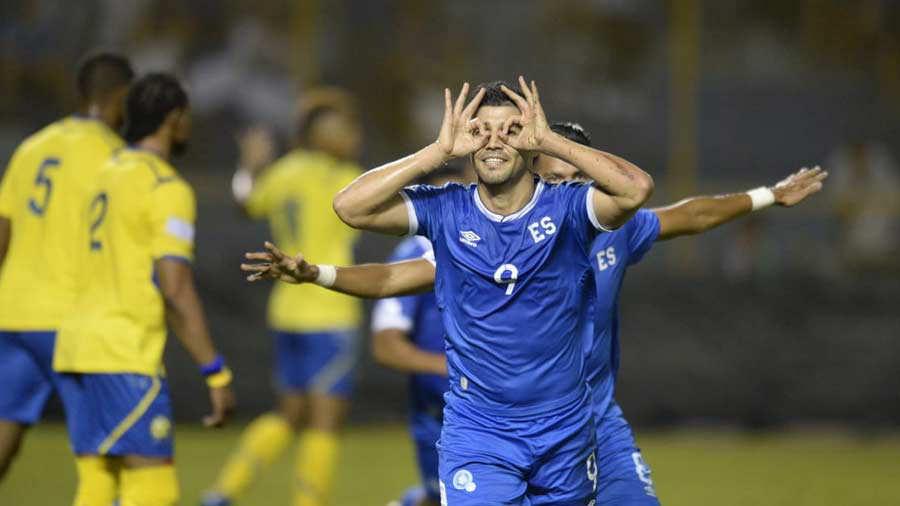 Liga de Naciones CONCACAF 2018-19: El Salvador 3 Barbados 0. El-Salvador-Barbados_01