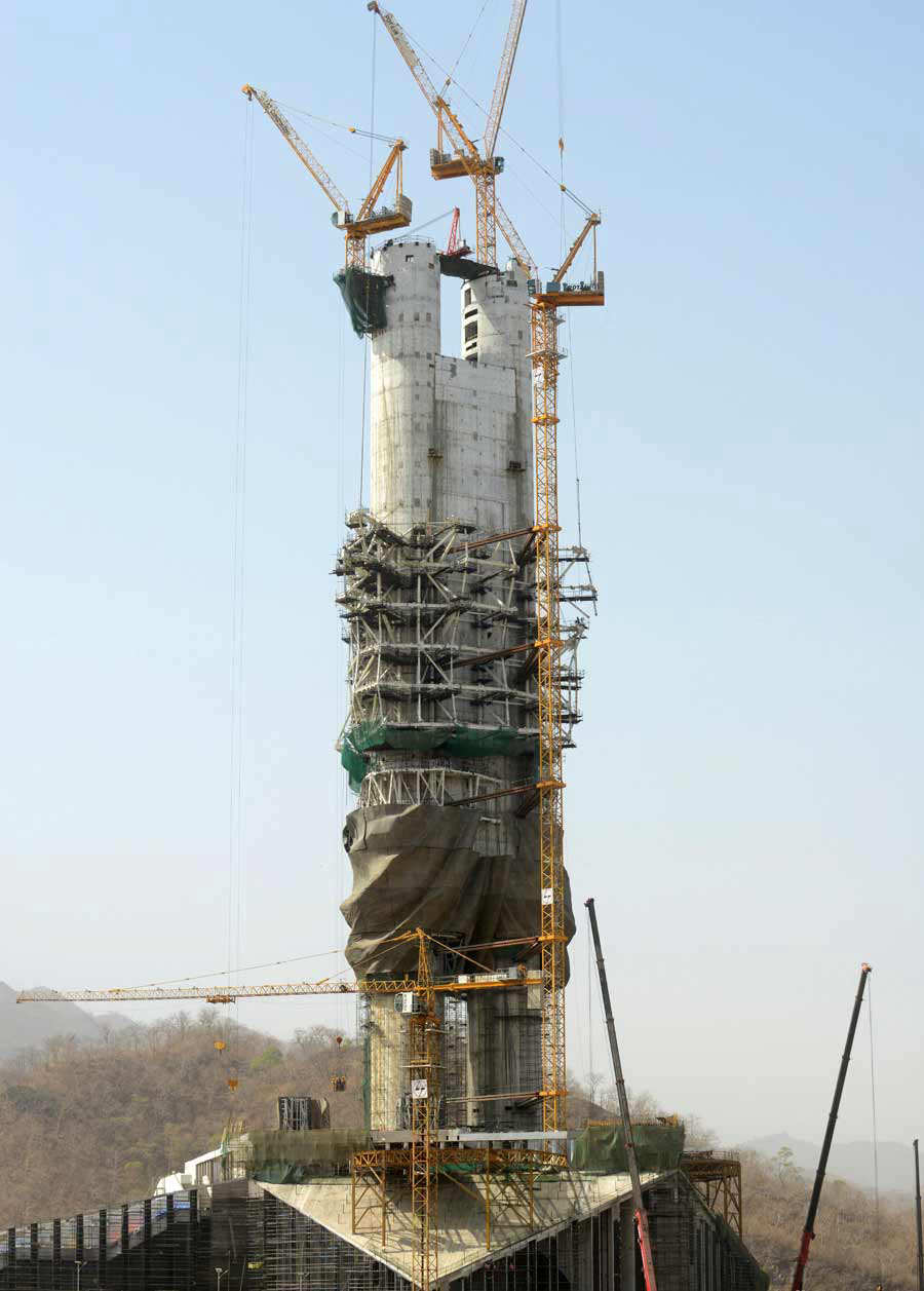 Estatua mas alta del mundo