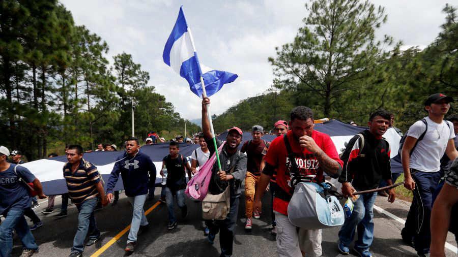Trump agradece a México despliegue de federales en frontera con Guatemala
