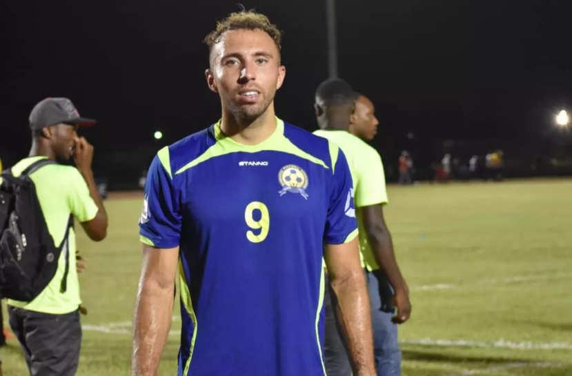 Liga de Naciones CONCACAF y Eliminatorias a Copa Oro 2019 [13 de octubre del 2018 - Barbados] Hallam-Hope-delantero