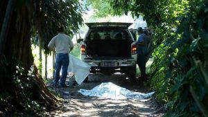 Joven que se dirigía a su trabajo fue asesinado en San Pedro Perulapán