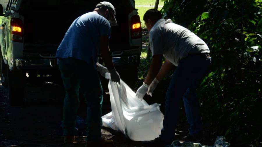 Asesinan a tres hombres de la misma familia en Ciudad Delgado