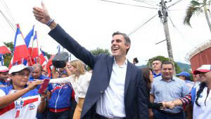 Carlos Calleja inscrito en el TSE como candidato presidencial