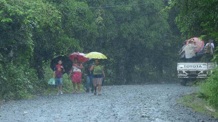 Joateca inundaciones lluvias