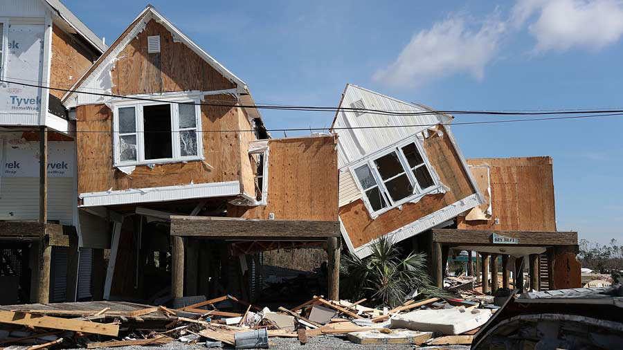 Florida huracán Michael