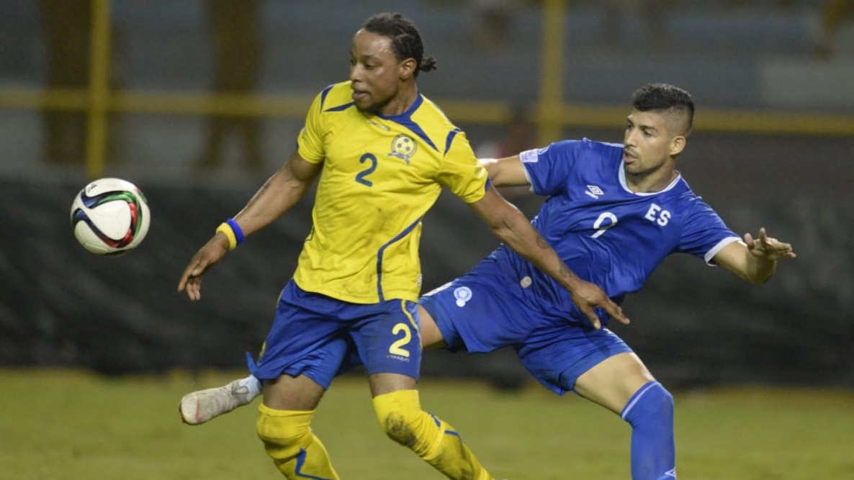 Liga de Naciones CONCACAF 2018-19: El Salvador 3 Barbados 0. NELSON-BONILLA-EDH-DEPORTES-02