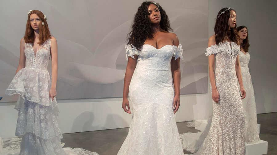 Tendencias vestidos novias 2019